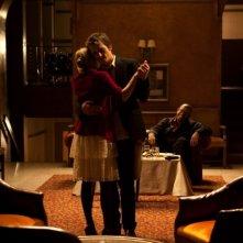 Rupert Friend e Forest Whitaker in una scena del film Lullaby for Pi