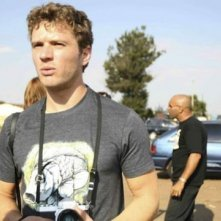 Ryan Phillippe in una scena del film The Bang Bang Club