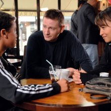 Benoît Magimel e Léonie Simaga in un'immagine del film Mon pote