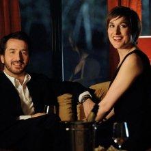 Edouard Baer con Diane Bonnot in una scena di Mon pote