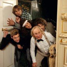 I criminali squinternati della commedia Otto's Eleven