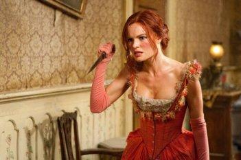 Kate Bosworth in vesti succinte nel film The Warrior's Way