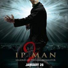 La locandina di Ip Man 2