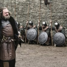 Mark Addy è Re Robert nel pilot della nuova serie HBO Game of Thrones