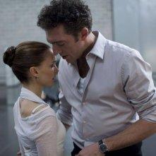 Natalie Portman con Vincent Cassel nel thriller Black Swan