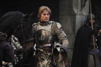 Nikolaj Coster-Waldau nei panni di Jamie Lannister nella nuova serie HBO Game of Thrones