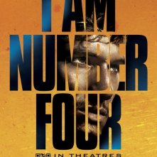 Nuovo poster per il film I Am Number Four