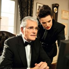 Sky Dumont con Stephanie Berger nella commedia Otto's Eleven
