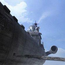 Una immagine dal fantascientifico Uchû senkan Yamato