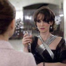 Winona Ryder in una sequenza di Black Swan