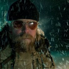 Jonathan Hutchings in una scena del film Rare Exports: A Christmas Tale, del 2010