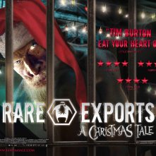 Poster natalizio per Rare Exports: A Christmas Tale