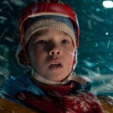 Primo piano di Onni Tommila dal film Rare Exports: A Christmas Tale, del 2010