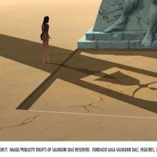 Una delle immagini di Destino, di Salvador Dalì