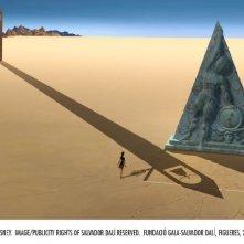 Una immagine di Destino, di Salvador Dalì