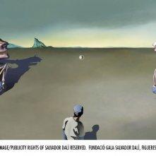 Una immagine di Destino, il corto ideato da Dalì e inserito nel DVD di Fantasia