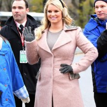 Jessica Simpson all' 84th annual Macy's Thanksgiving Day Parade a New York