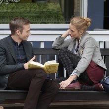 Ben (David Call) e Serena (Blake Lively) nell'episodio The Townie di Gossip Girl