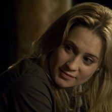 Camille Sullivan nel ruolo di Val nell'episodio Visitation di Stargate Universe