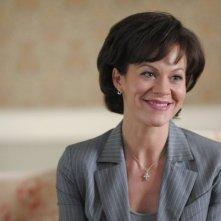 Helen McCrory è Cherie Blair nel film I due presidenti (The Special Relationship)