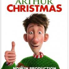 La locandina di Arthur Christmas: Il figlio di Babbo Natale