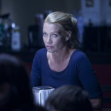 Laurie Holden in una scena dell'episodio TS-19 di The Walking Dead