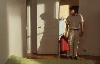 Nicolas Abraham nel film La tête ailleurs