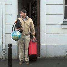 Nicolas Abraham, protagonista del film La tête ailleurs