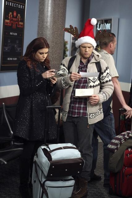 Joanna Garcia E Jake Lacy In Better With You Nell Episodio Better With Christmas Crap 185913
