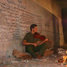 Mohamed Zouaoui nel dramma I fiori di kirkuk