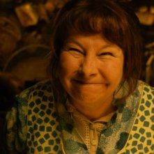 Yolande Moreau nel film L'esplosivo piano di Bazil