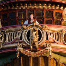 Georgie Henley in una scena de Le cronache di Narnia: Il viaggio del veliero