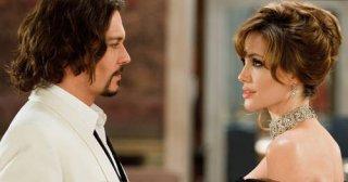 Johnny Depp e Angelina Jolie nel thriller The Tourist