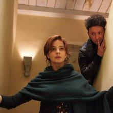 Laura Morante e Renato Marchetti nel film La bellezza del somaro