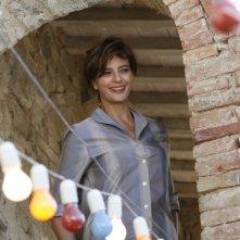 Laura Morante in una scena del film La bellezza del somaro