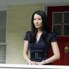 Lucy Liu in un'immagine di Marry Me