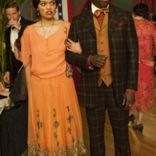 Michael K. Williams in una scena dell'episodio A Return to Normalcy di Boardwalk Empire