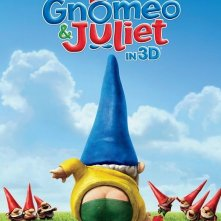 Nuovo poster per Gnomeo and Juliet