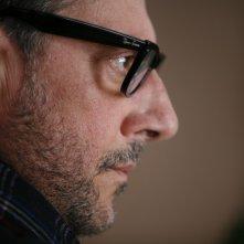 Un primo piano di Sergio Castellitto nel film La bellezza del somaro
