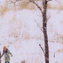 Una suggestiva immagine del film Norwegian Wood