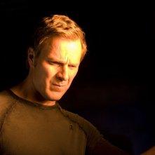 Un primo piano di Varro (Mike Dopud) nell'episodio Resurgence di Stargate Universe