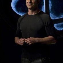 Varro (Mike Dopud) in un momento dell'episodio Resurgence di Stargate Universe