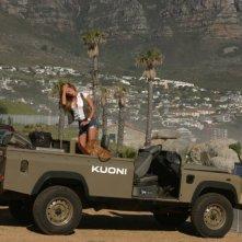 Belen Rodriguez nel film Natale in Sudafrica
