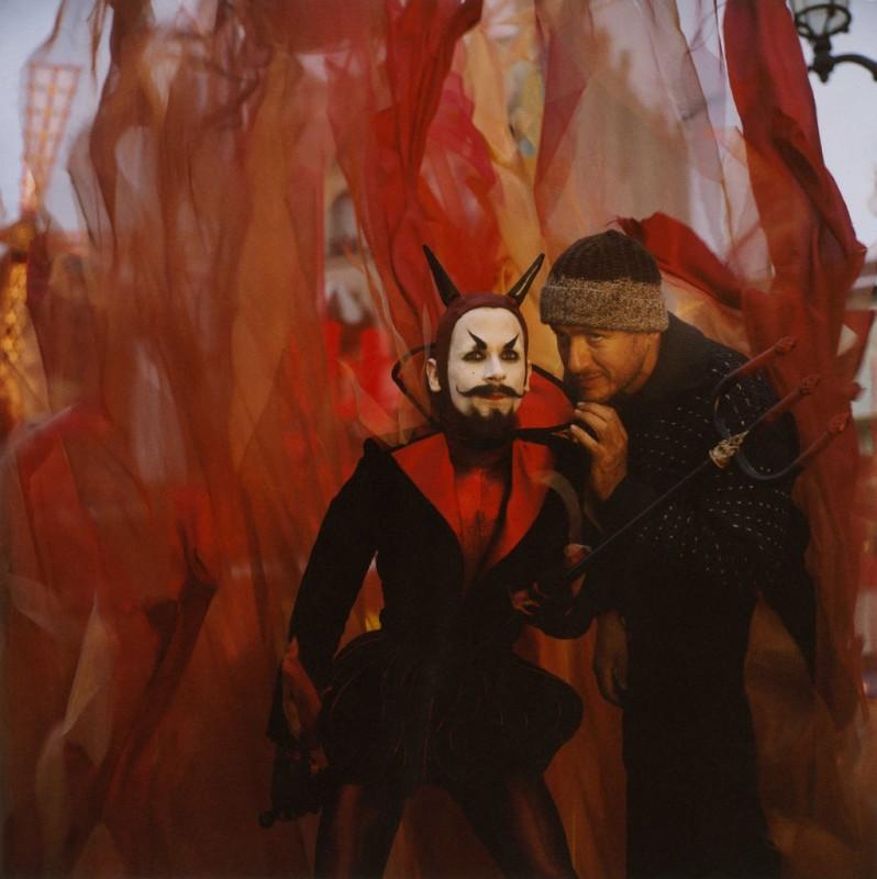 Dany Boon In Una Sequenza Della Vendetta Nel Film L Esplosivo Piano Di Bazil 186423