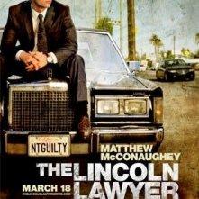 La locandina di The Lincoln Lawyer