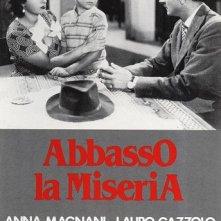locandina italiana di Abbasso la miseria