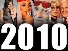 I grandi protagonisti del 2010, da Lady Gaga a Kathryn Bigelow