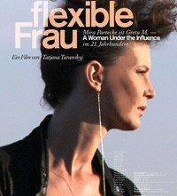 La locandina di Eine flexible Frau