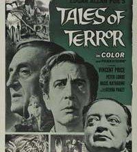 La locandina di I racconti del terrore