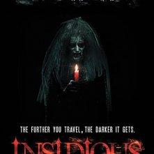 La locandina di Insidious